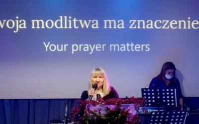 """""""Twoja modlitwa ma znaczenie"""""""